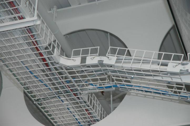 Benefits of Wire Mesh/Basket Cable Tray