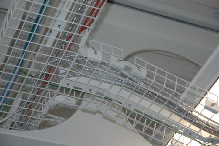 Wire Mesh Cable Tray Wire Cable Tray Mp Husky