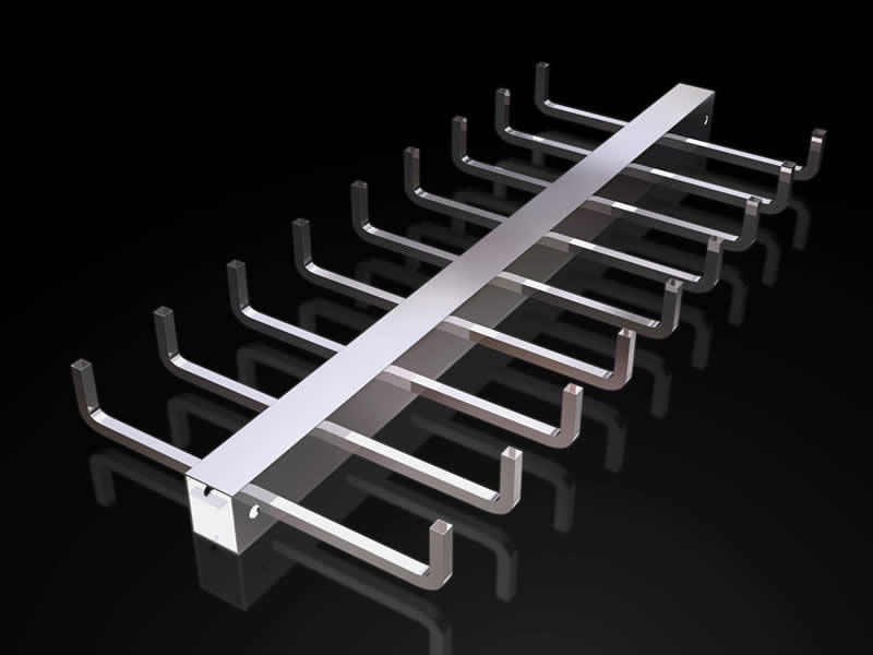 Cable Tray Single Rail