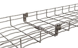 Wire Mesh Cable Tray Supplier, Wire Basket Cable Tray | MP Husky